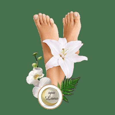 Pedikura - Kozmetični salon Spa Luna
