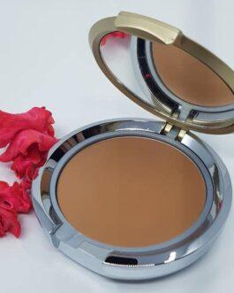 Bronzirni kremni puder za obraz, 525 zaščitni faktor 15
